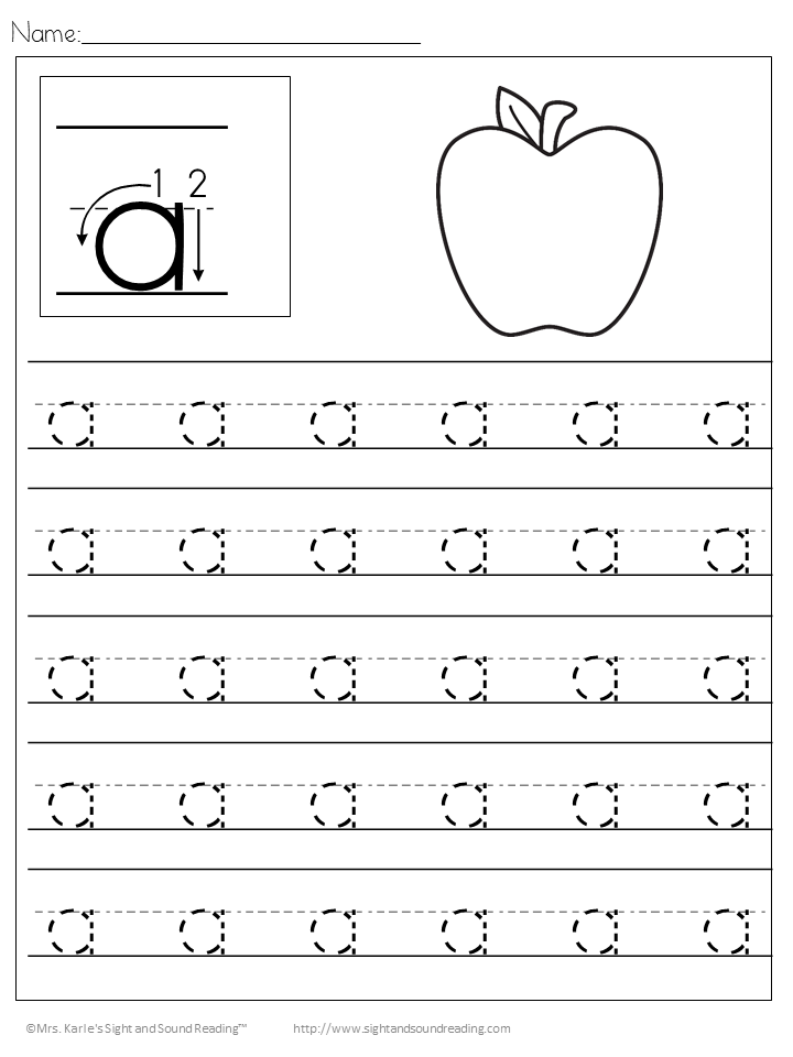 Preschool Handwriting Practice Free worksheets – Preschool Handwriting Worksheets