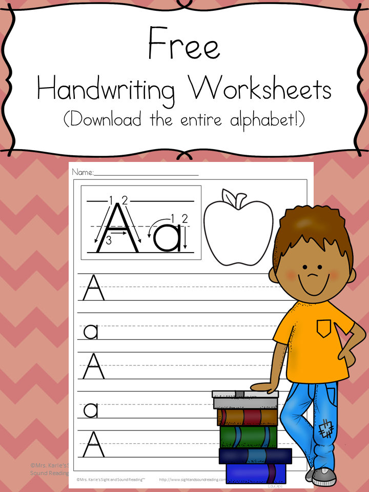 preschool handwriting worksheets free practice pages. Black Bedroom Furniture Sets. Home Design Ideas