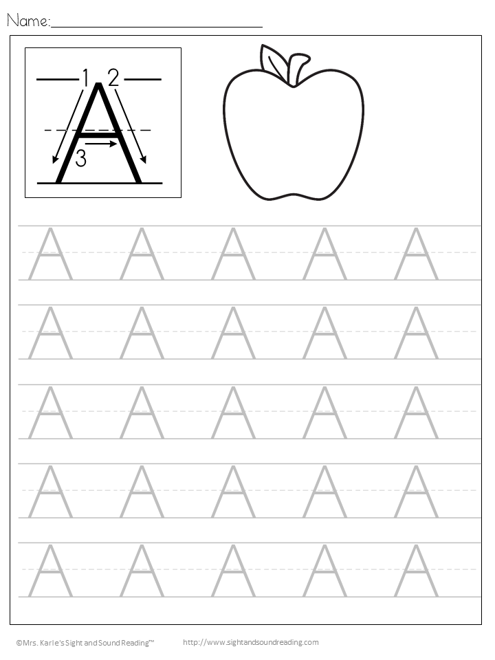 Printable Handwriting Worksheets for Kids free download – Handwriting Worksheets for Kids