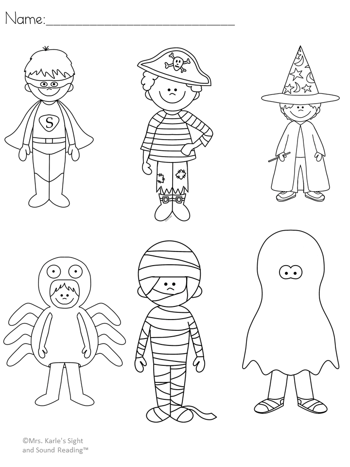 Halloween Printable Coloring Pages Free fun and fabulous