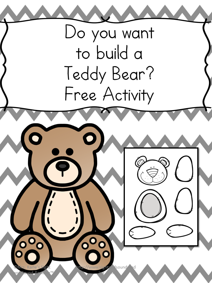 g - Teddy Bear Picnic Coloring Pages