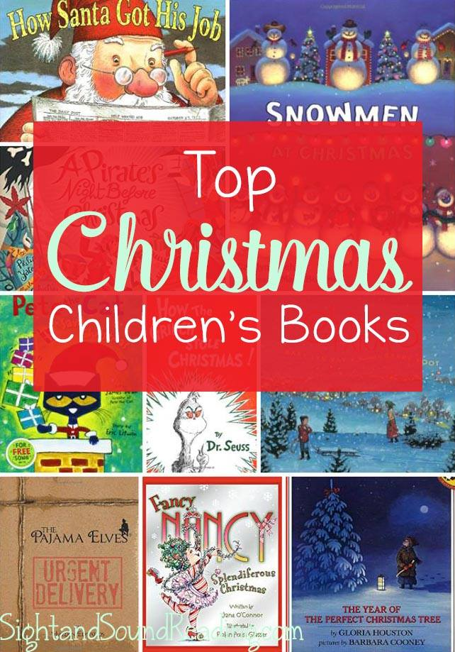 today i want to share with you some of the best childrens christmas picture books from classic children books to newer ones children will love to hear - Best Childrens Christmas Books