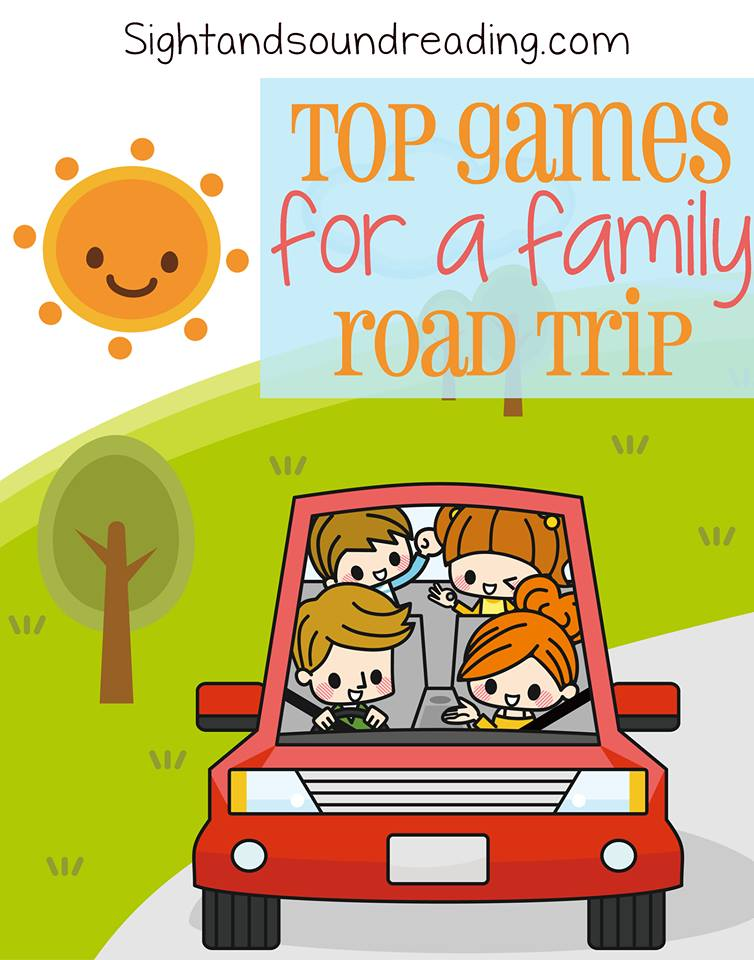 Car Games for trips