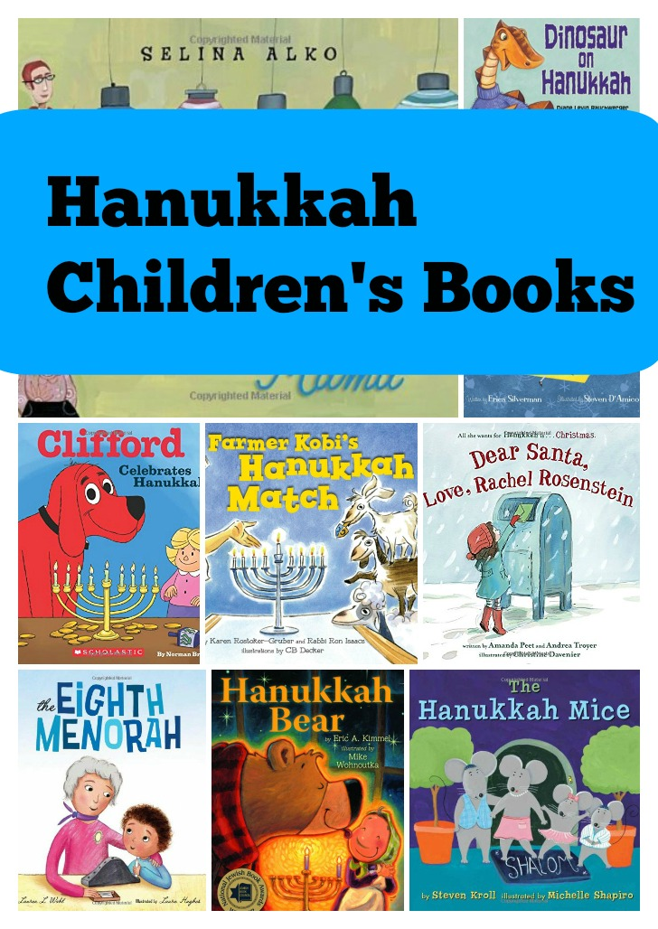 Hanukkah Children's Books -compare and contrast Hanukkah books for your family or classroom.