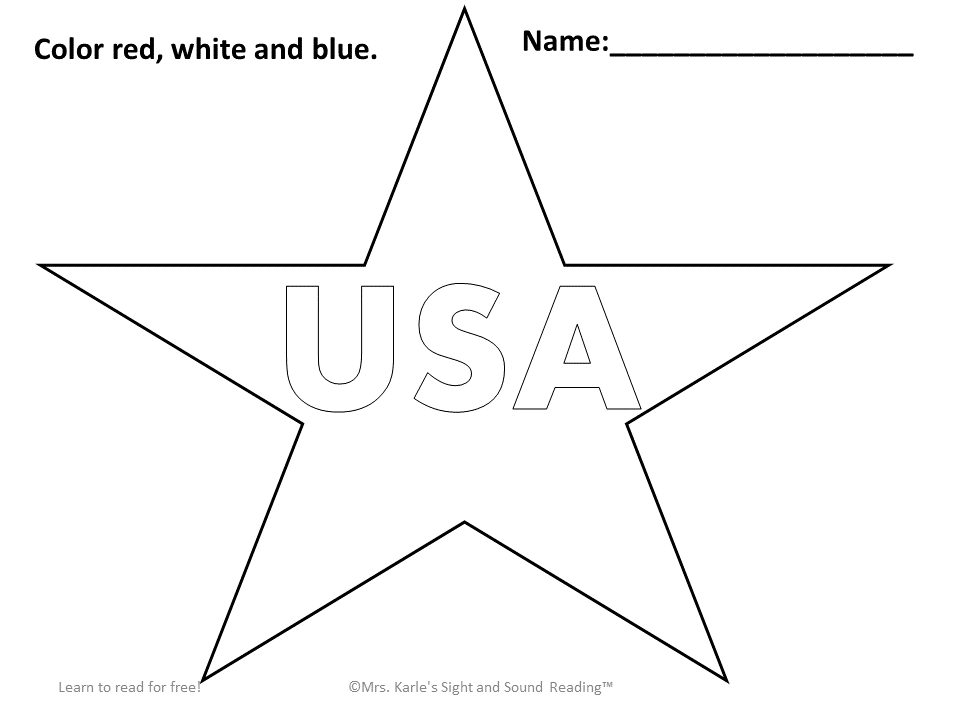 Printable Worksheets symmetry worksheets free Free 4th of July worksheets - Festive, fun and free!