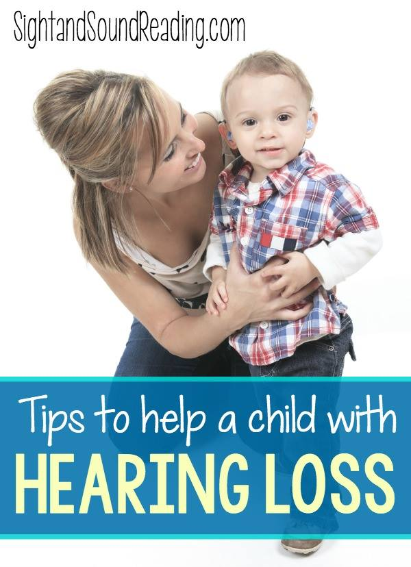 7 tips to help teach a child with hearing loss