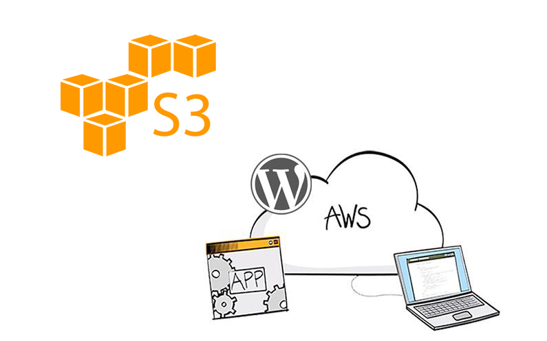 Host WordPress on AWS – Configuring S3 Bucket