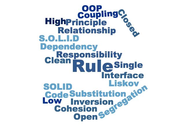 S.O.L.I.D. The first 5 principles of Object Oriented Design