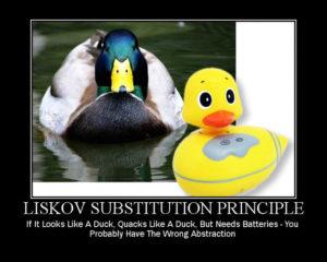 The Liskov Substitution Principle