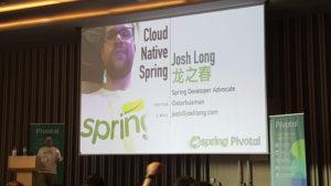 SpringOne Tour - Josh Long