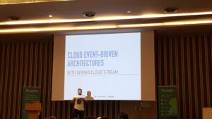 SpringOne Tour - Event Driven Architectures with Spring Cloud Stream