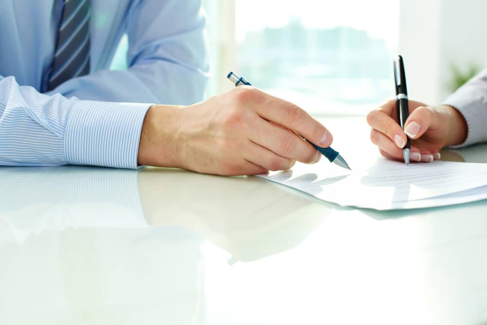 termo de rescisão de contrato de trabalho