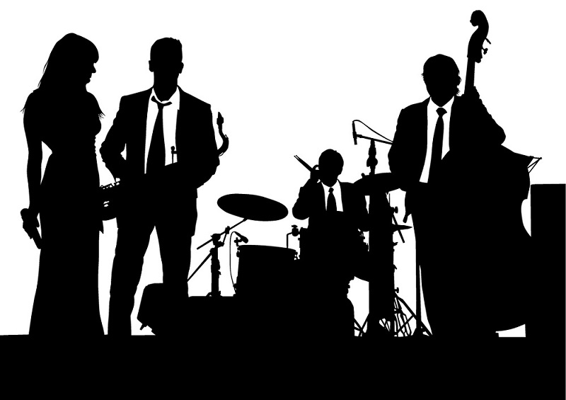 GigRoster-Jazz-Band-Silhoutte