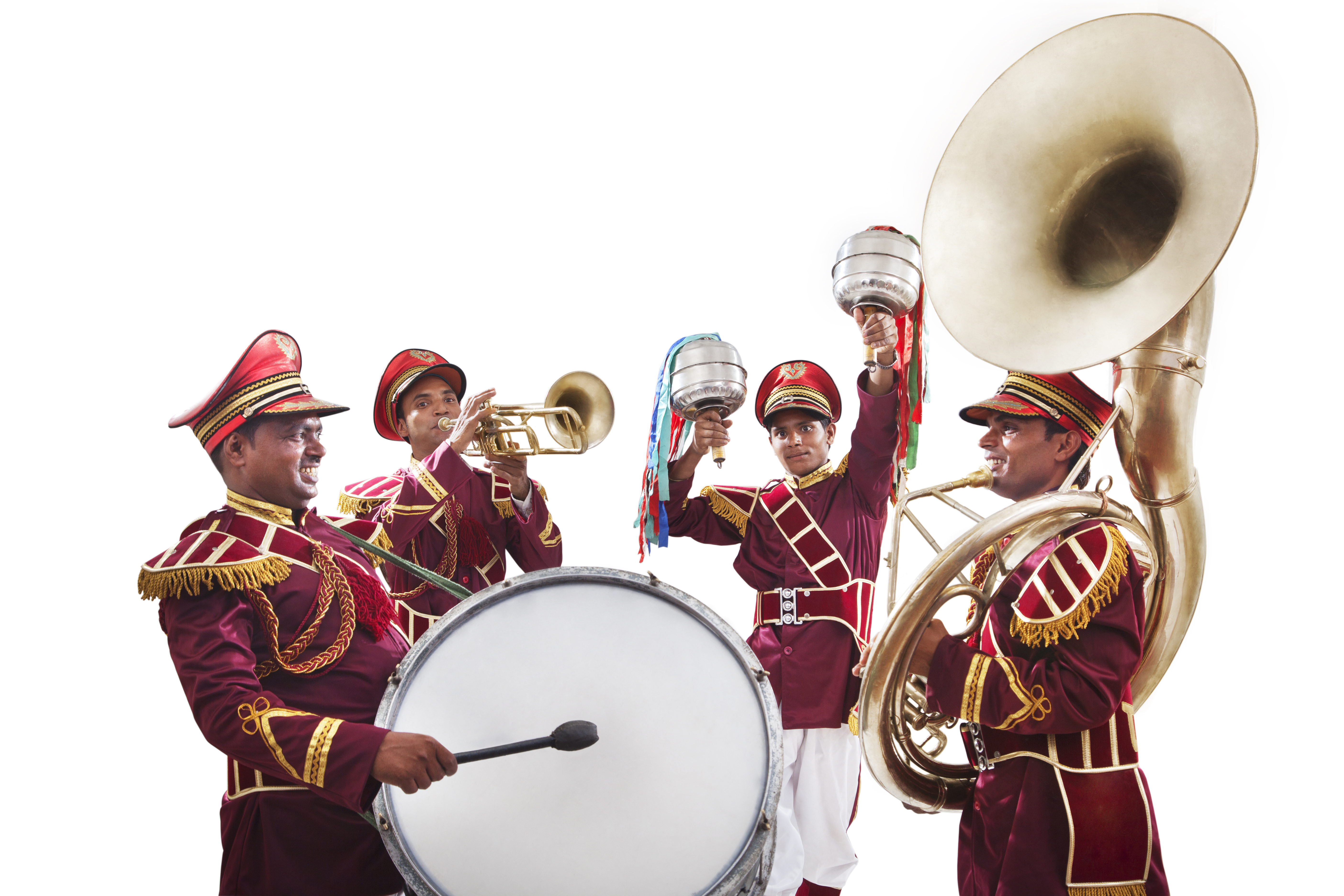 Street-Marching-Band