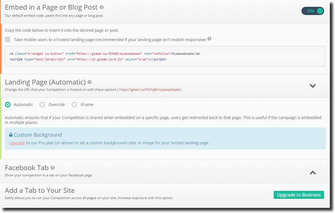 Gleam Alternative: How Does KingSumo Compare? – KingSumo Blog