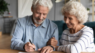 what are the three types of reverse mortgages