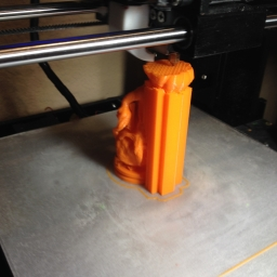 Halloween 3D Prints 2019-01-31