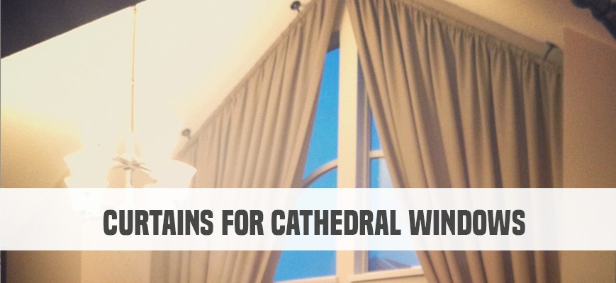 How To Shade Your Enormous Cathedral Windows