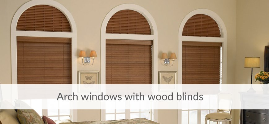 Perfect Way To Furnish Your Home With Arched Window Coverings