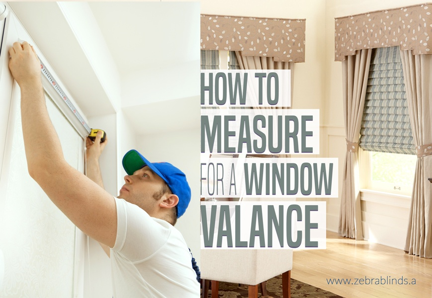 How to Measure for a Window Valance