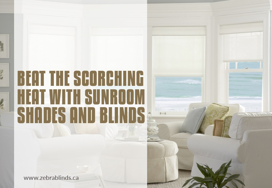 Sunroom Shades and Blinds