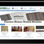 Online: The Next Super Malls for Custom Window Coverings