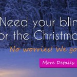 CHRISTMAS OFFER Blinds For Sale
