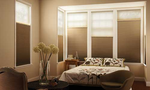 Top Down Bottom Up Blinds Woven Wood