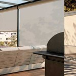 Motorized Exterior Solar Shades – Smart Shading for Buildings