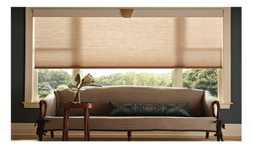 INSULATING WINDOW TREATMENTS CELLULAR SHADES