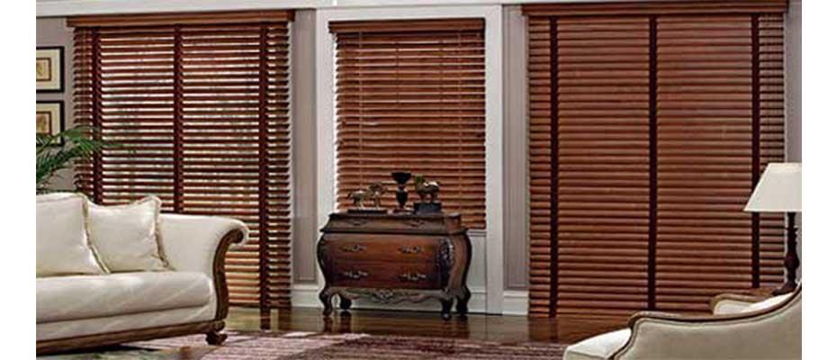 Woodedn-Blinds-For-Office - ZebraBlinds.com
