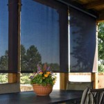 Exterior Solar Shades – Giving Chic Look To Your Home