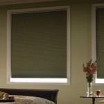 Complete blackout or light filtering cellular shades
