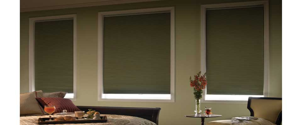 Complete Blackout Or Light Filtering Cellular Shades