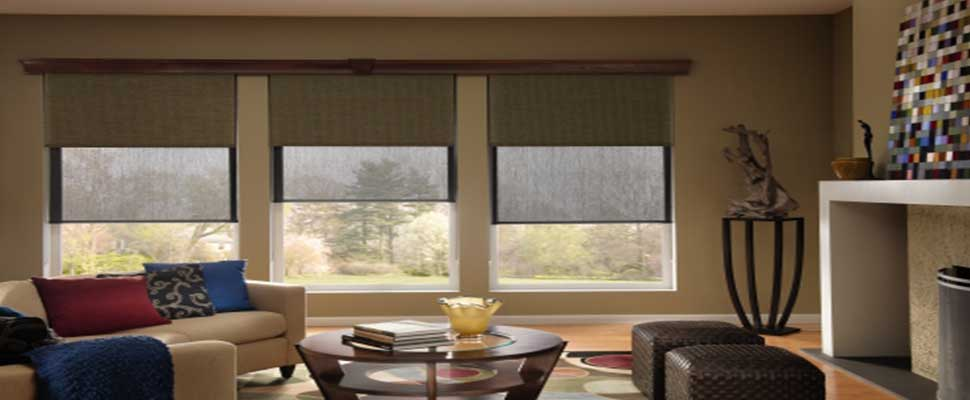 Dual Roller Shading That Aids Corporate Performance