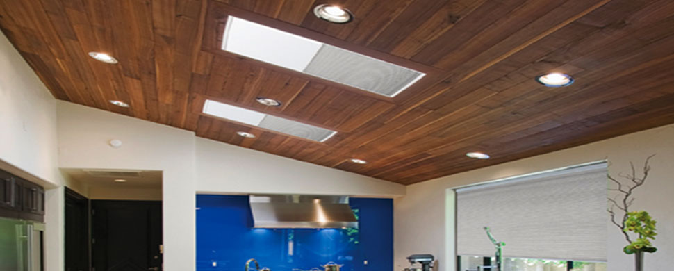 Motorized skylights shades a boon for Motorized blinds for skylights