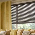 Playing with Radiation – Faux Wood Blinds