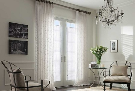 Sheer-Curtains-drapes - ZebraBlinds.com