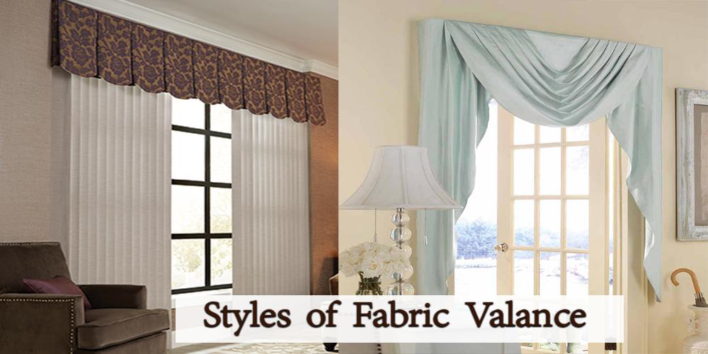 Fabric-Valances - ZebraBlinds.com