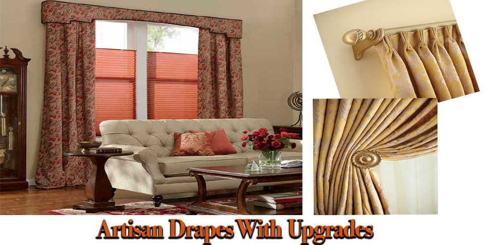 Artisan-Drapes-With-Upgrades - ZebraBlinds.com
