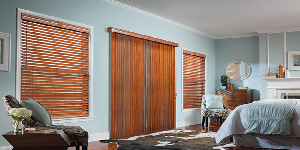 wood vertical blinds - Vertical Blinds For Sliding Glass Doors