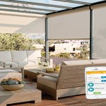 A little something for your backyard – Hi-tech Exterior Shades