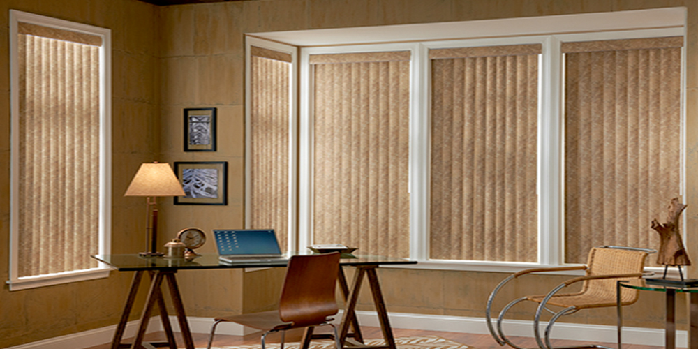 Sliding Panel Track Shades vs Vertical Blinds