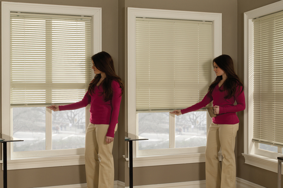 Cordless Aluminum Blinds & Cordless vs Corded Blinds and Shades for Windows | ZebraBlinds
