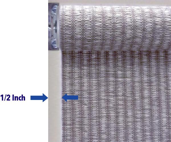 Cordless-Roller-Shades-Light-Gap - ZebraBlinds.com