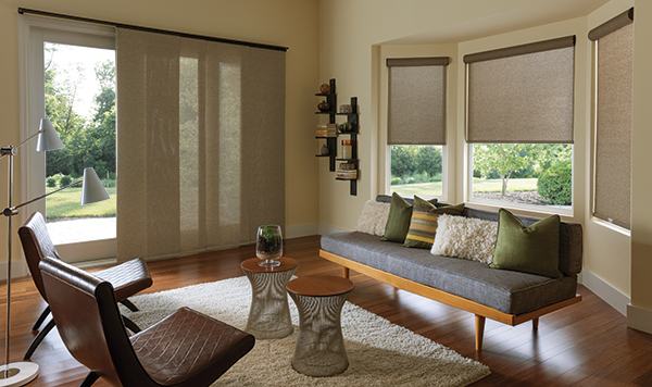 Window Treatments for Privacy in the Living Room