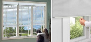 Cordless Blinds and Shades