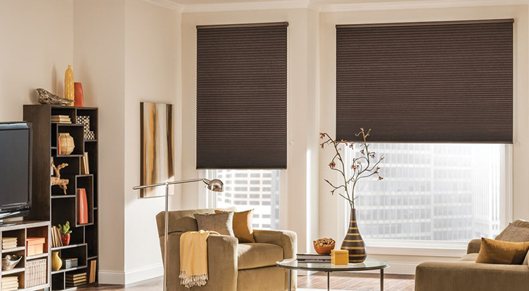 Cellular Shades - Honeycomb Shades