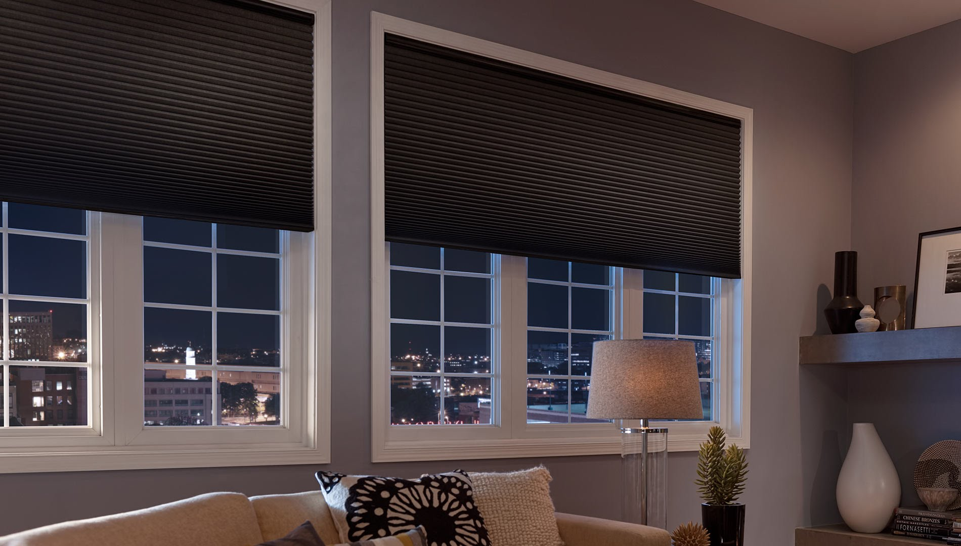 Dual Roller Blinds A Practical Alternative To Blackout Blinds