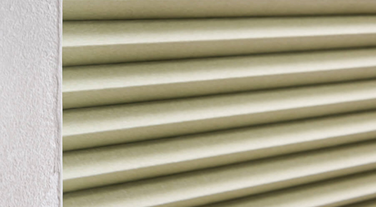 Cellular shades design